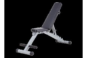 Универсальная регулируемая скамья Body Solid Powerline PFID125/PFID135