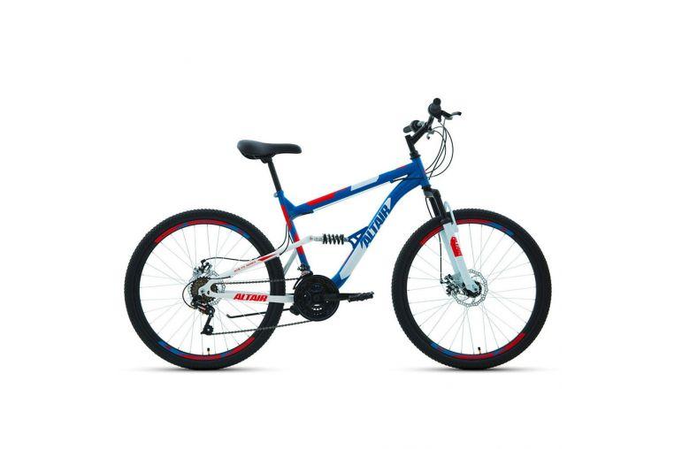 Велосипед Forward Altair MTB FS 26 2.0 Disc (2020)