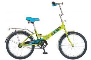 Велосипед Novatrack FS-20 (2018)