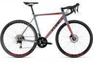Шоссейный велосипед  Cube Cross Race Pro (2018)