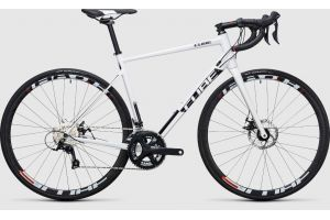 Велосипед Cube Attain Pro Disc (2017)
