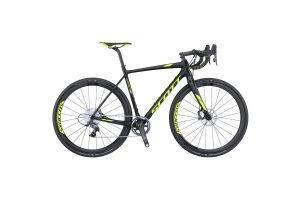 Велосипед Scott Addict CX 10 disc (2016)