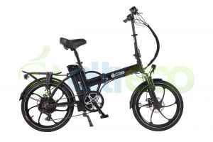 Велосипед Eltreco Jazz 500W  (2016)