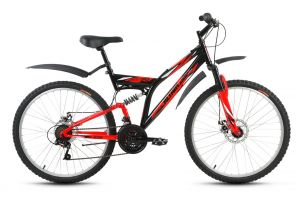 Велосипед Forward Altair MTB FS 26 Disc (2017)