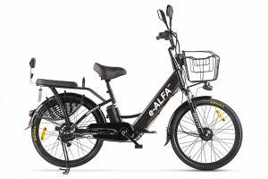 Велосипед Eltreco e-Alfa New (2020)