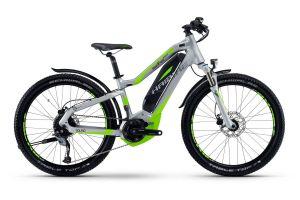 Велосипед Haibike Sduro HardFour Street 4.5 (2017)