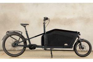 Велосипед Cube Cargo Hybrid (2020)