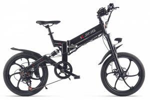 Велосипед Eltreco Kjing Power Lux (2020)