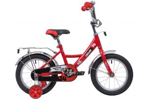 Велосипед Novatrack Urban 14 (2020)