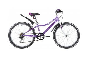 Велосипед Novatrack Alice 24 (2020)