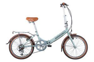 Велосипед Novatrack Aurora 20 6sp. (2020)